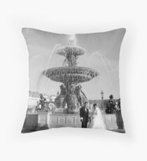 Concorde jap Throw Pillow