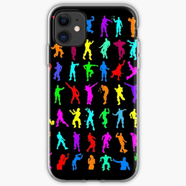 Floss Like a Boss - Videogame iPhone Soft Case