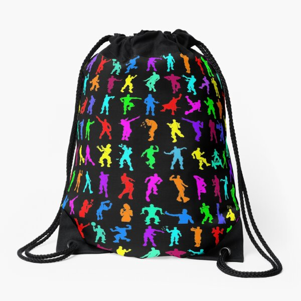 Floss Like a Boss - Videogame Drawstring Bag