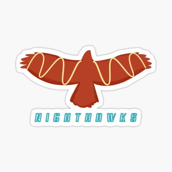 NightHawks Sticker