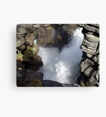 Cauldron Canvas Print