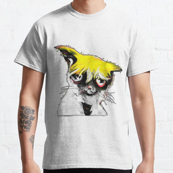 One More Grumpy Cat Classic T-Shirt