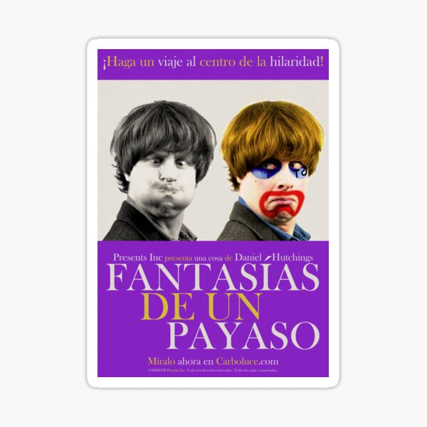 Freelance Giggle-oh - Spanish Sticker Sticker