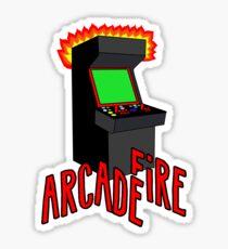 Arcade Fire-Literally Sticker