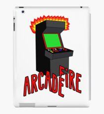 Arcade Fire-Literally iPad Case/Skin