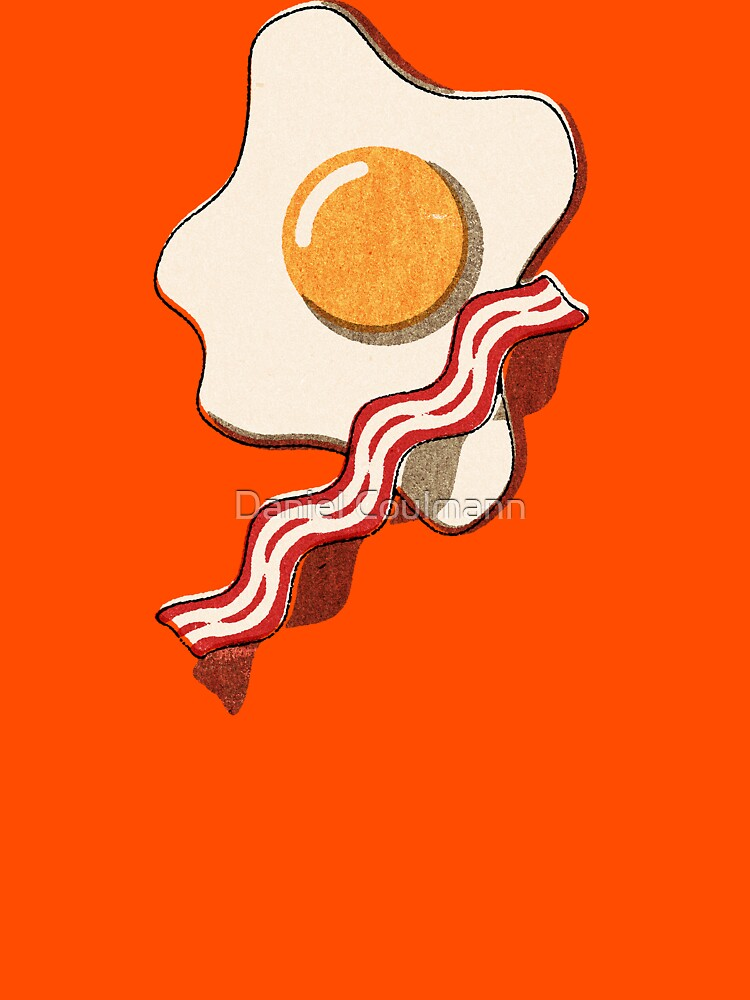 FAST FOOD / Egg and Bacon by danielcoulmann