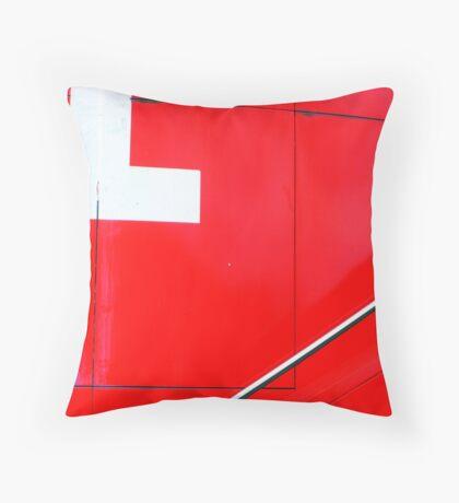 steel bar Throw Pillow