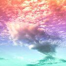 Die Regenbogenwolke von PrintsProject