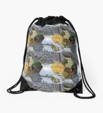 Glimpses of the Slieve Bloom 2 Drawstring Bag