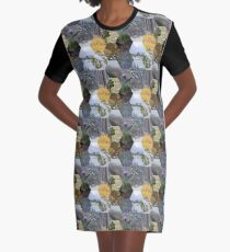 Glimpses of the Slieve Bloom 2 Graphic T-Shirt Dress