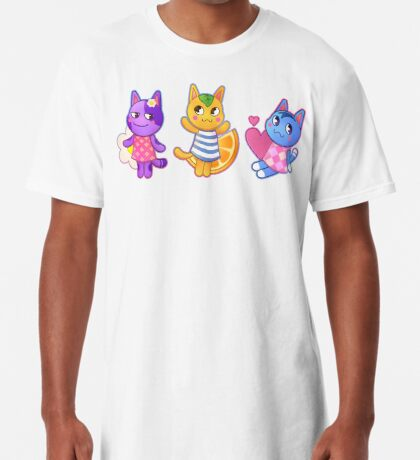 Rosie, Bob & Tangy  Long T-Shirt