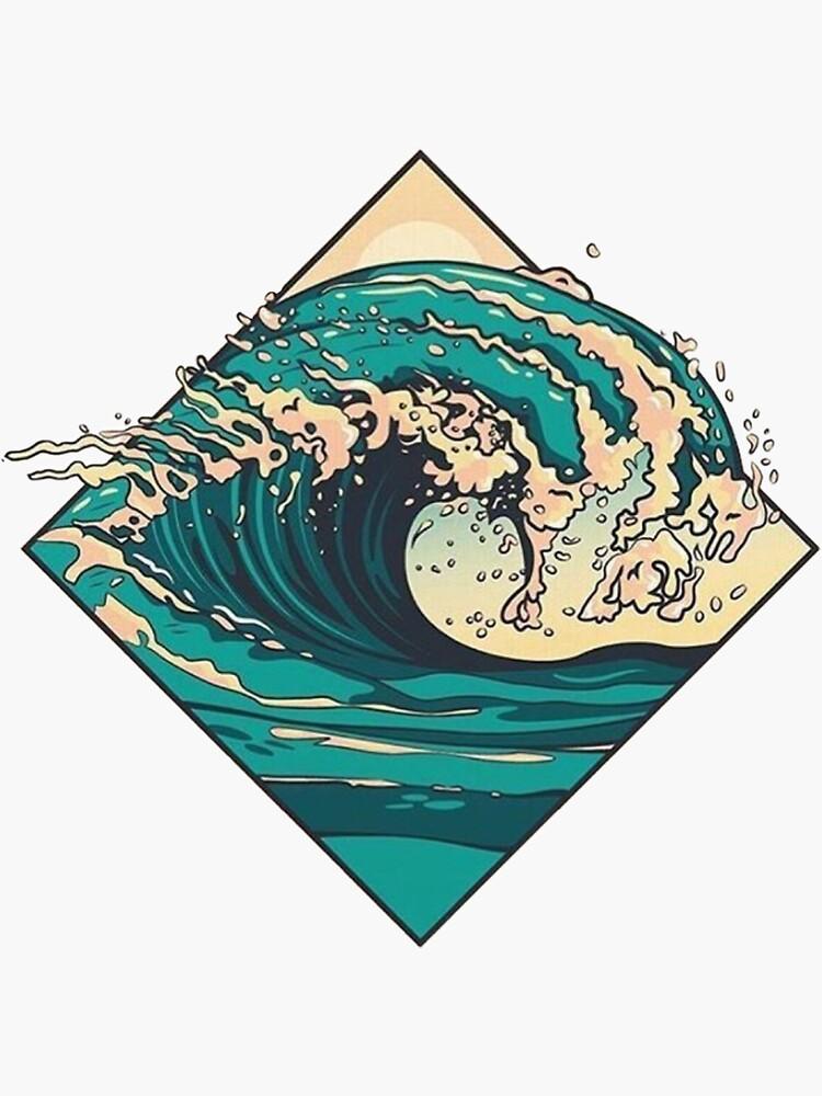 wave by carleemarkle
