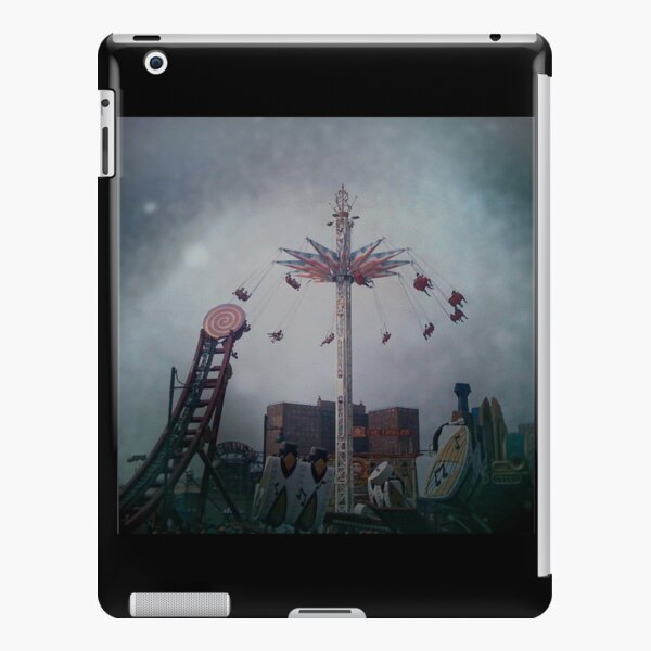 Top of the World - Coney Island Brooklyn Art Photo - Brooklyn Lover Gift iPad Snap Case