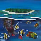 Great Barrier Reef by Kim Donald