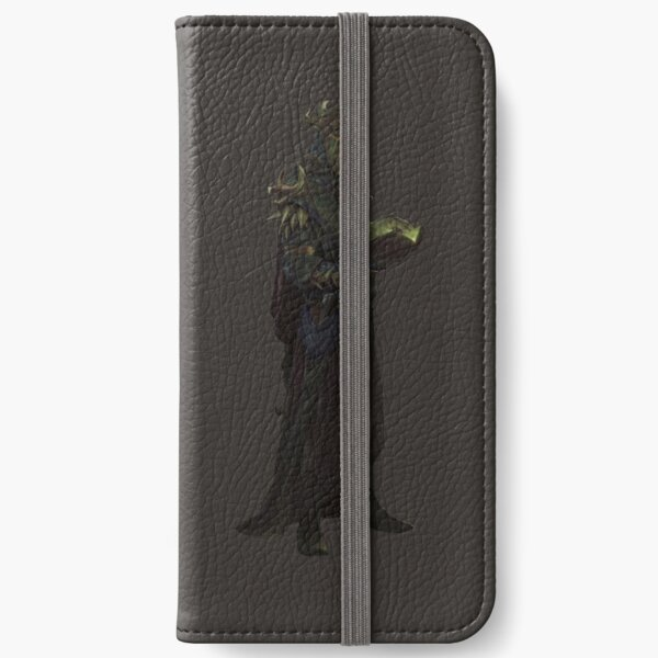 Silence Unbroken - backgroundless iPhone Wallet