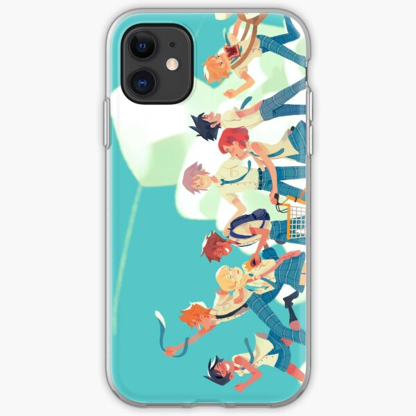 go back to school! iPhone Soft Case
