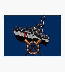 Coast Guard Surfman 47 MLB Photographic Print