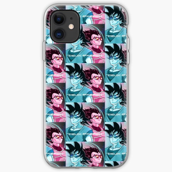 Two brothers iPhone Soft Case