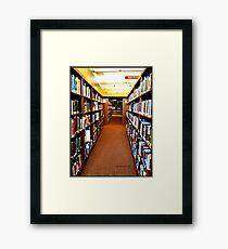 Non Fiction Framed Print