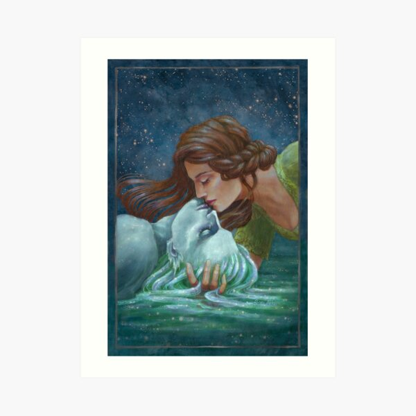 'Wilderness of Glass' Art Print