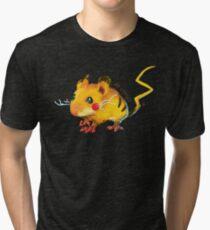 Electric Mouse Tri-blend T-Shirt