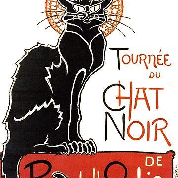 el Gato Negra by heir704