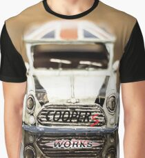 John Cooper Mini in the Mud Graphic T-Shirt