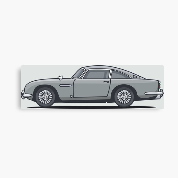 Aston Martin Canvas Prints