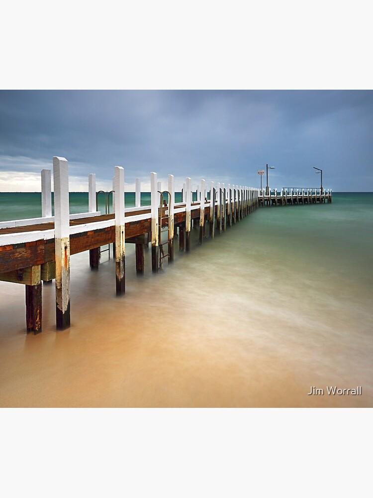 Safety Beach Jetty by PixelMuser
