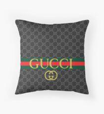 guc.ci Throw Pillow