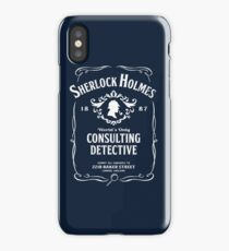 World's Only Consulting Detective iPhone Case