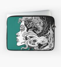 Poseidon's Mistress Alternate Laptop Sleeve