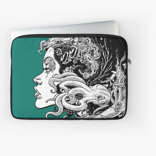 Poseidon's Mistress Alternate Laptop Sleeve