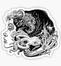 Poseidon's Mistress Alternate Sticker