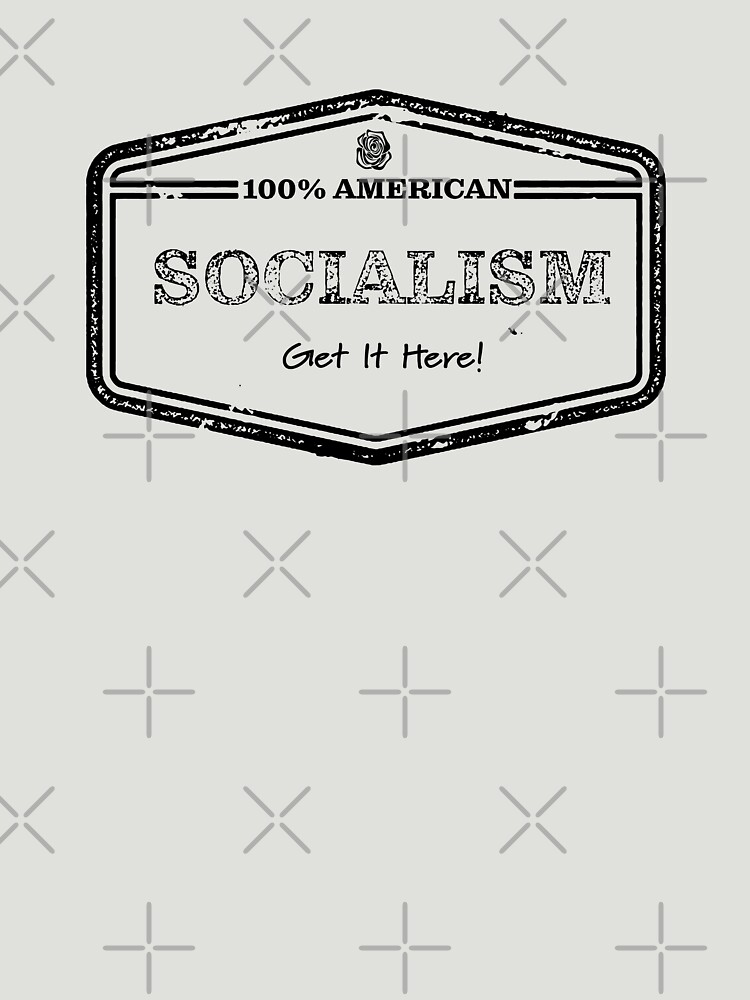 100% American Socialism  by willpate