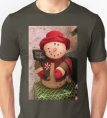 Happy Snowman ~ Warm and Snug T-Shirt