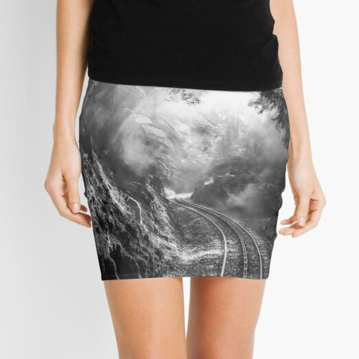 On track Mini Skirt