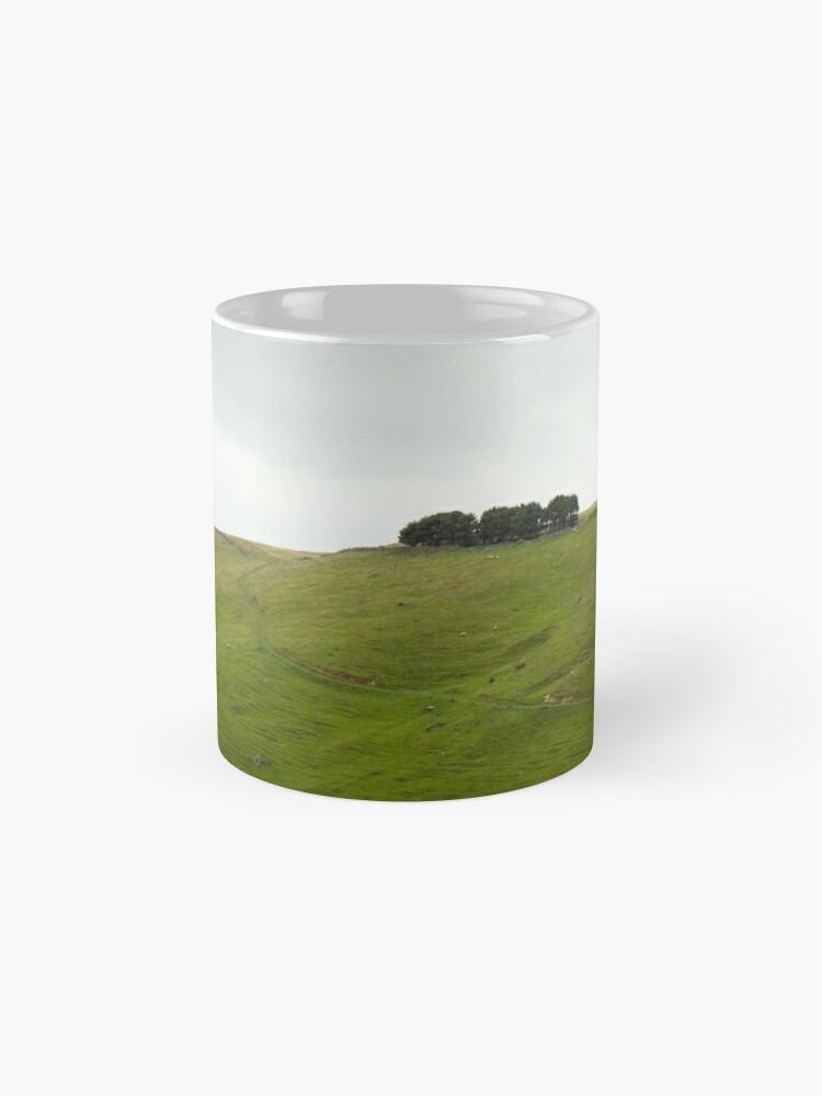 Alternate view of On the ridge Mug