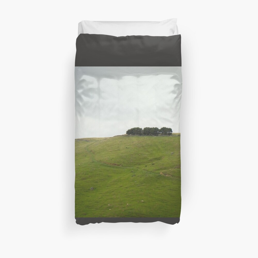 On the ridge Duvet Cover