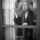 Through the window by Mel Brackstone