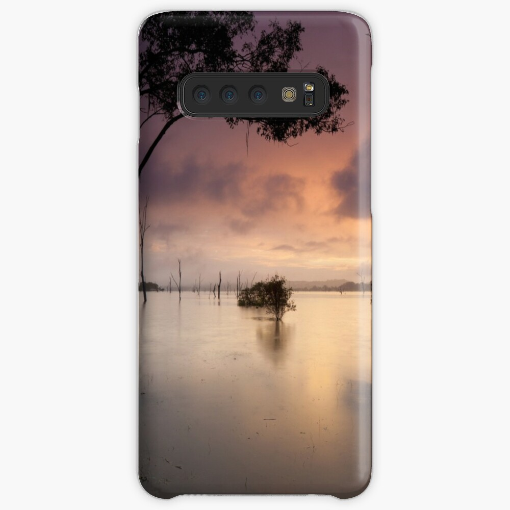 Flooded valley Case & Skin for Samsung Galaxy