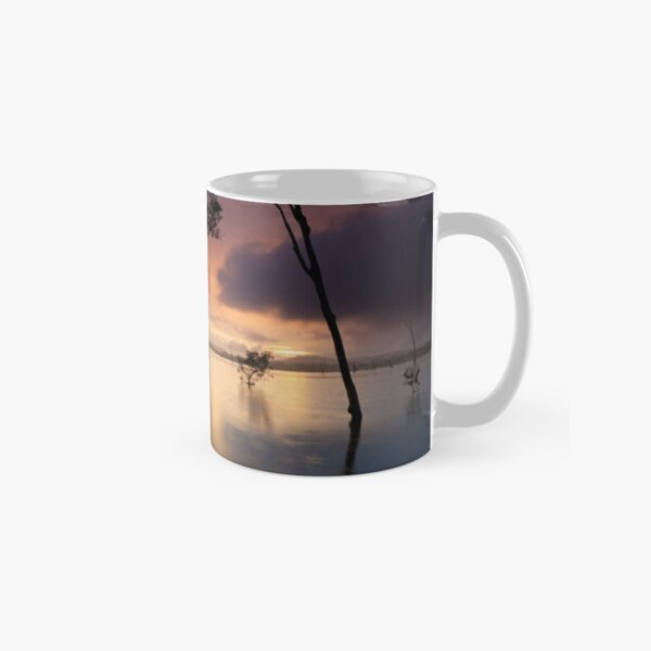 Flooded valley Classic Mug
