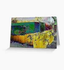 ~~ Give me a Home ~~``Among the Gum Trees~~Caravan  Greeting Card