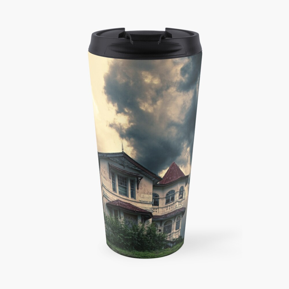 Storm on the horizon Travel Mug