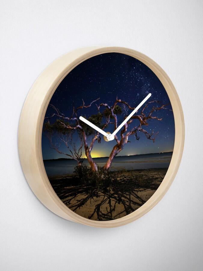 Alternate view of The tree Clock