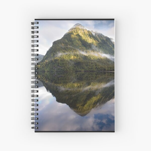 Doubtful Sound - Fiordland Spiral Notebook