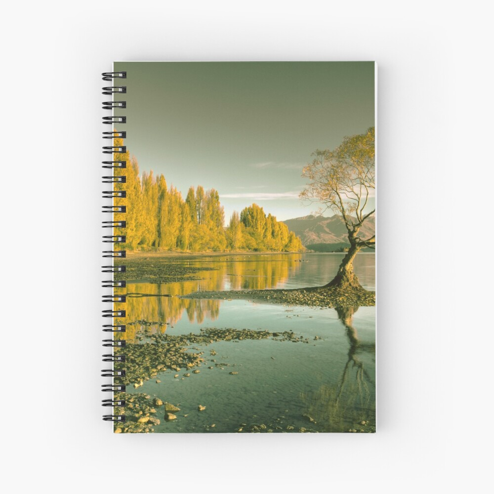 The Lake Spiral Notebook