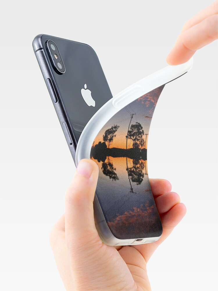 Alternate view of That sky iPhone Case & Cover