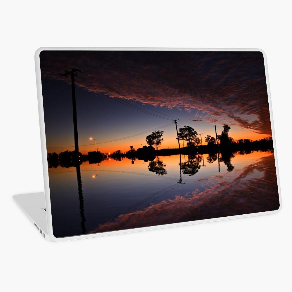 That sky Laptop Skin