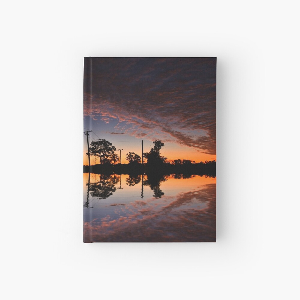 That sky Hardcover Journal